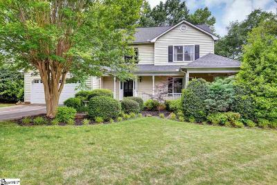 Greer Single Family Home Contingency Contract: 306 Deepwood