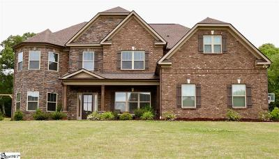 Greer Single Family Home Contingency Contract: 205 Tuxedo