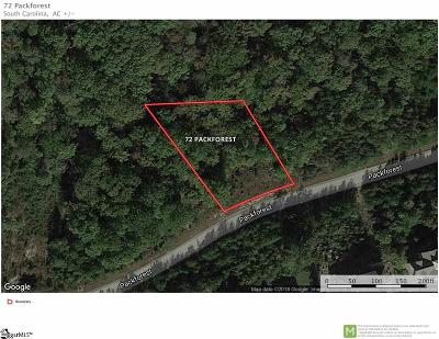 Greenville Residential Lots & Land For Sale: 72 Packforest