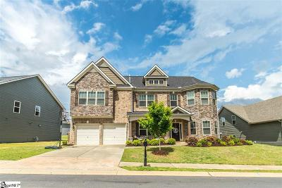 Simpsonville Single Family Home For Sale: 205 Fort