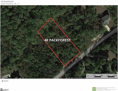 Taylors Residential Lots & Land For Sale: 48 Packforest