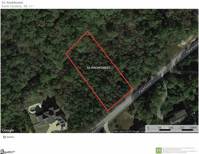 Taylors Residential Lots & Land For Sale: 52 Packforest