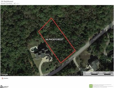 Greenville Residential Lots & Land For Sale: 56 Packforest