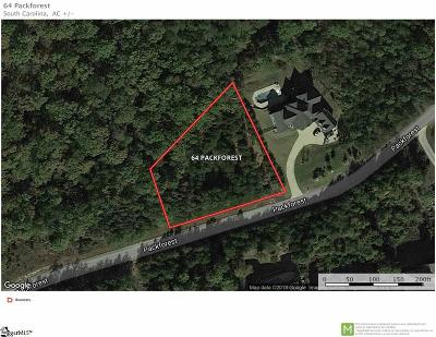 Taylors Residential Lots & Land For Sale: 64 Packforest