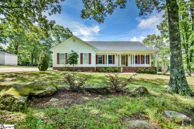 Simpsonville Single Family Home For Sale: 735 Jenkins Bridge