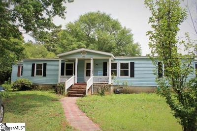 Greenville County Mobile Home For Sale: 130 Robin