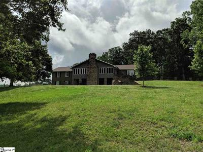 Easley Single Family Home Contingency Contract: 290 Ponder Cemetery