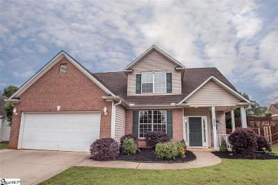 Easley Single Family Home For Sale: 306 Hamilton