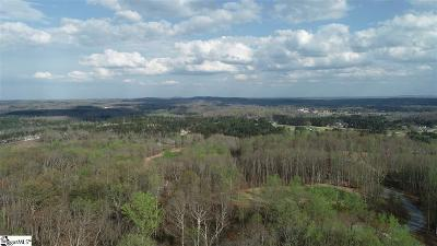 Travelers Rest Residential Lots & Land For Sale: 3 Valley Crest