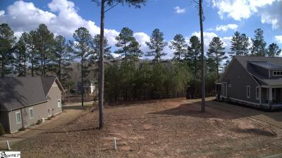 Travelers Rest Residential Lots & Land For Sale: 140 Club Cart