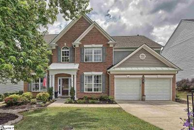 Greenville SC Single Family Home For Sale: $289,900