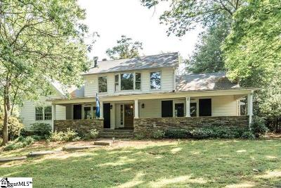 Greenville County Single Family Home For Sale: 15 Trails End