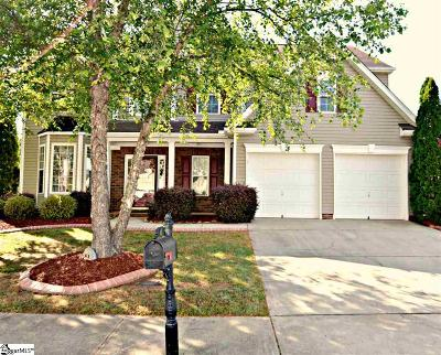 Simpsonville Single Family Home For Sale: 42 Smokehouse