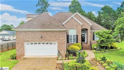 Greer Single Family Home For Sale: 140 Matalin