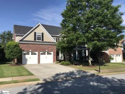 Greer Single Family Home For Sale: 16 Springhead