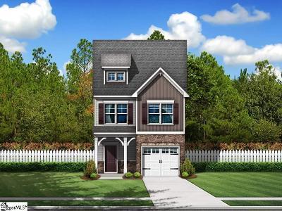 Simpsonville Condo/Townhouse For Sale: 127 Hartland #14