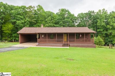 Easley Single Family Home For Sale: 1161 Old Dacusville