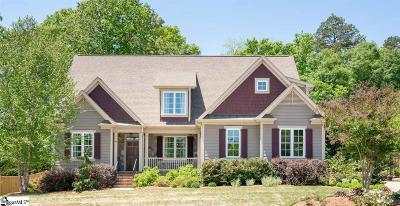 Simpsonville Single Family Home For Sale: 104 Allegheny