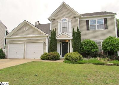 Greer Single Family Home For Sale: 131 Cotter