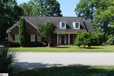 Simpsonville Single Family Home For Sale: 9 Shillingford
