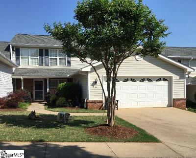 Greer Condo/Townhouse For Sale: 31 River Birch