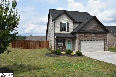 Anderson Single Family Home For Sale: 1001 Whirlaway
