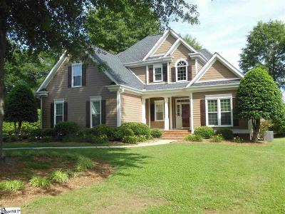 Easley Single Family Home For Sale: 521 Brighton