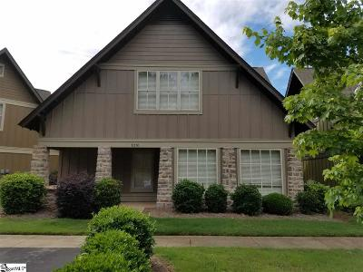 Clemson Condo/Townhouse For Sale: 101 West