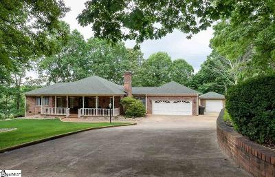 Inman Single Family Home For Sale: 165 Timberlake