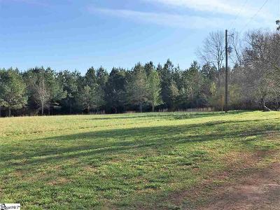 Easley Residential Lots & Land For Sale: 2710 Brushy Creek