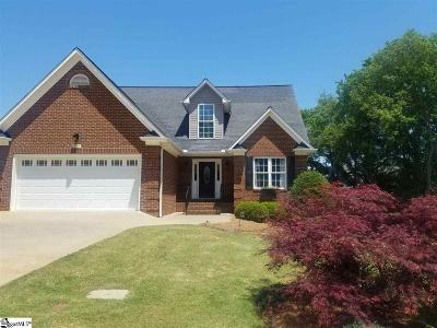 Boiling Springs Single Family Home For Sale: 353 Terrace Hills