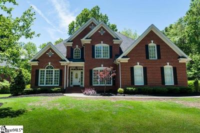 Simpsonville Single Family Home For Sale: 101 Wolf