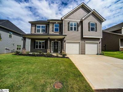 Simpsonville Single Family Home For Sale: 403 Windwood