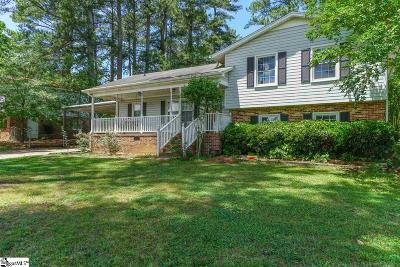 Simpsonville Single Family Home For Sale: 410 Capewood
