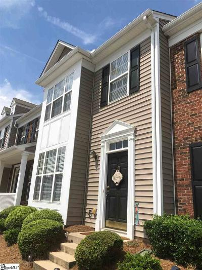 Mauldin Condo/Townhouse Contingency Contract: 405 Twist