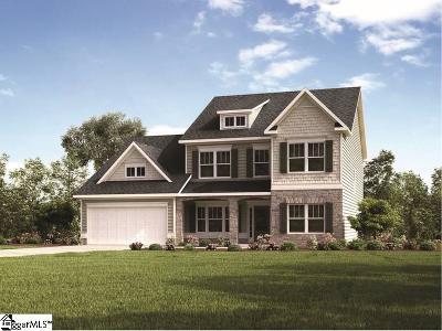 Anderson Single Family Home For Sale: 116 Jones Creek