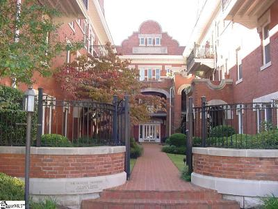 Greenville Rental For Rent: 400 E Washington #Unit 11