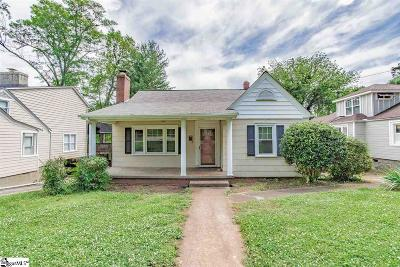 Greenville Rental For Rent: 127 Buist