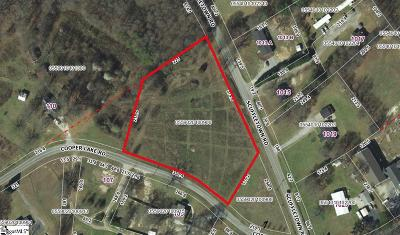 Simpsonville Residential Lots & Land For Sale: Cooper Lake