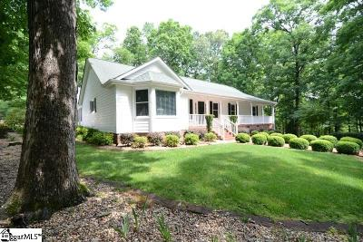 Travelers Rest Single Family Home For Sale: 2623 Tigerville