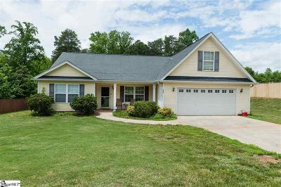Inman Single Family Home For Sale: 558 Arbor Creek