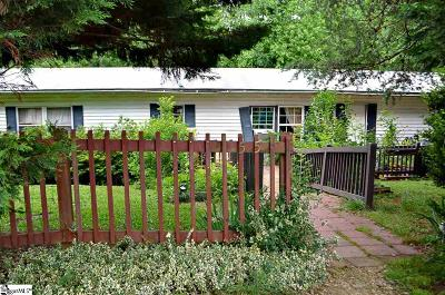 Travelers Rest Mobile Home For Sale: 55 Poplar Valley