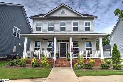 Greenville Single Family Home For Sale: 209 Algonquin