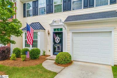 Greenville Condo/Townhouse For Sale: 410 Cedar Pines