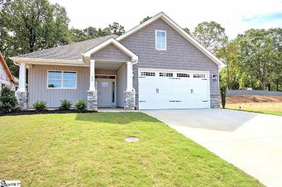 Mauldin Single Family Home For Sale: 24 Golden Apple