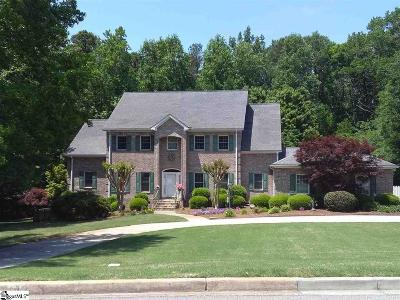 Anderson SC Single Family Home For Sale: $455,000