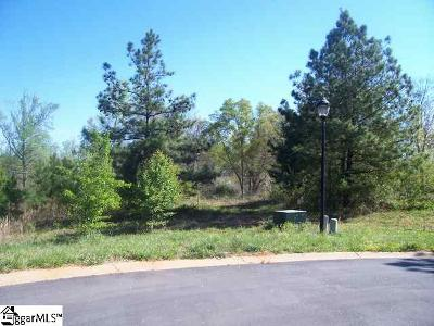 Easley Residential Lots & Land For Sale: 121 Hunt Cliff