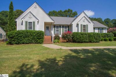 Anderson SC Single Family Home For Sale: $165,900