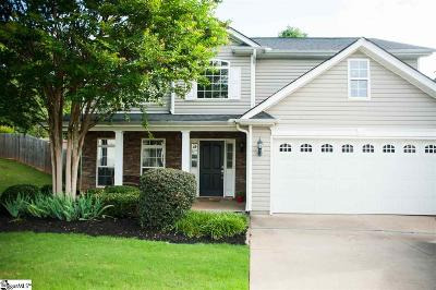 Greenville Single Family Home For Sale: 1 Southern Height