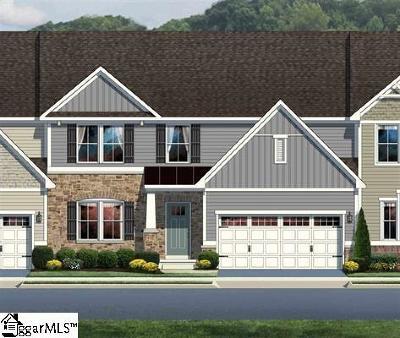 Simpsonville SC Condo/Townhouse For Sale: $281,900